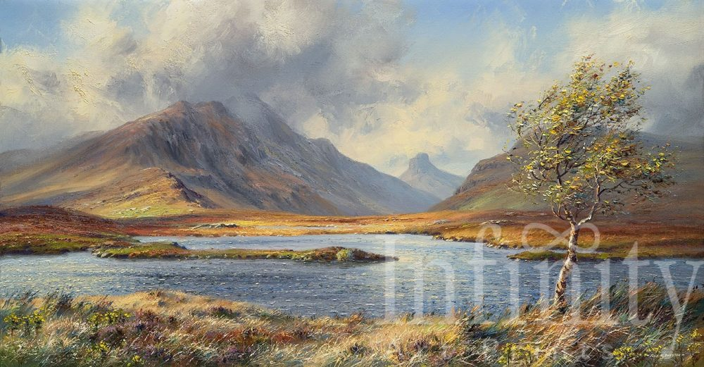 Westerly Wind, Stac Pollaidh