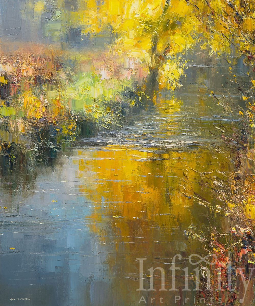 Reflections of Autumn, Milldale