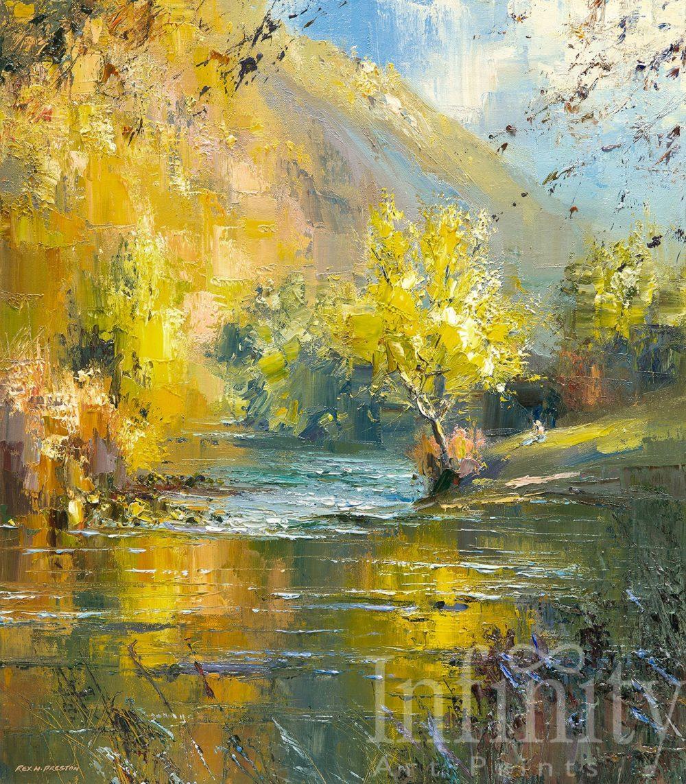 Warm September Sunshine, Monsal Dale