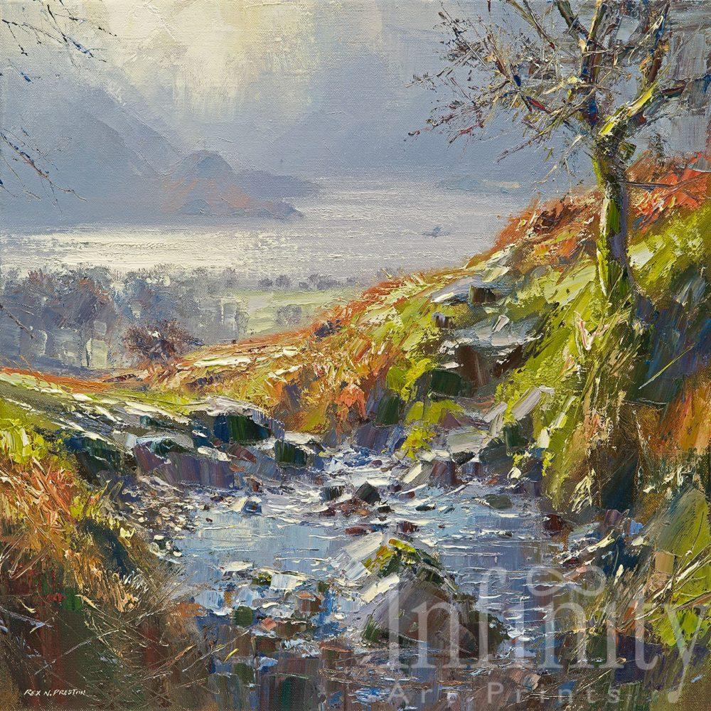 March Morning, Ullswater