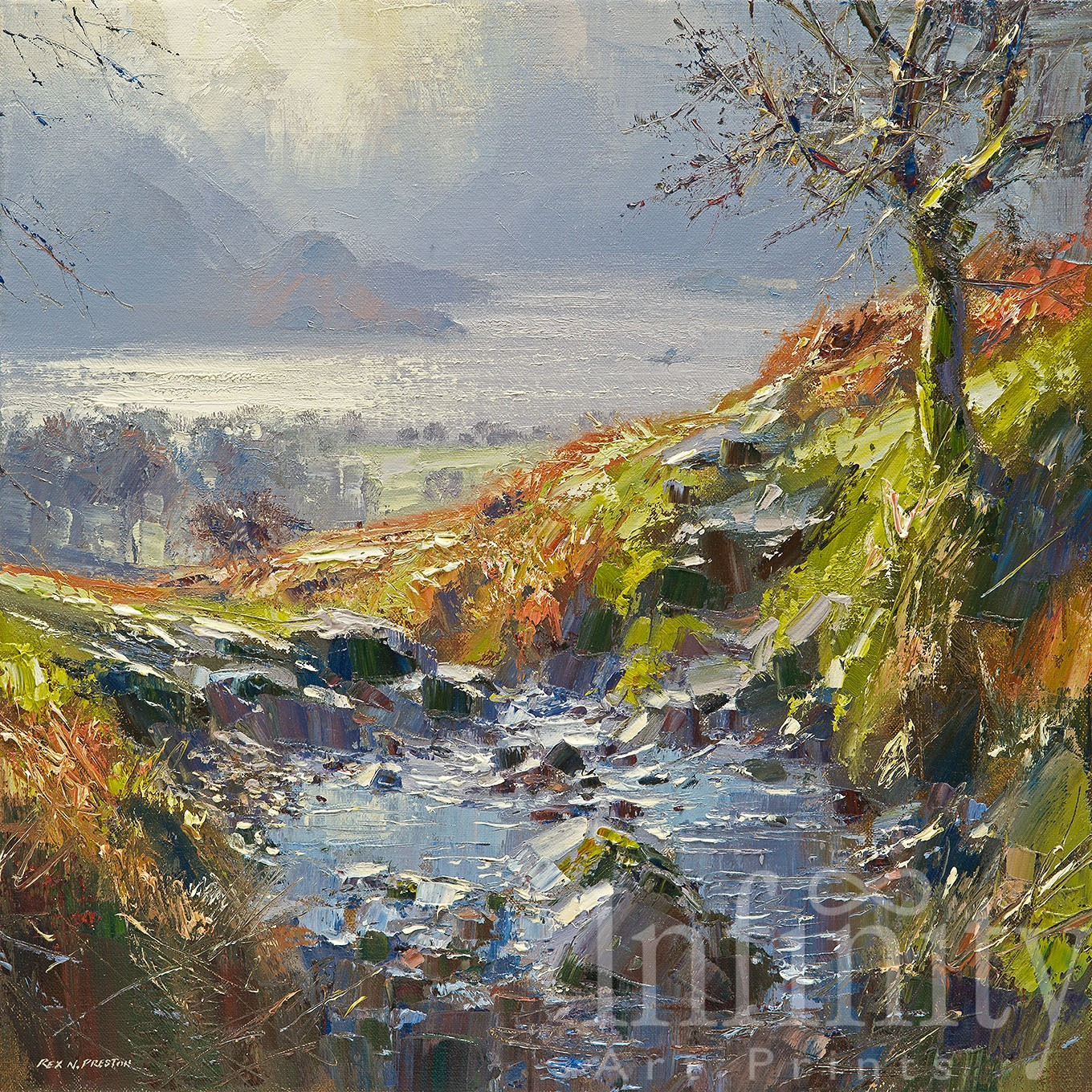 March Morning, Ullswater