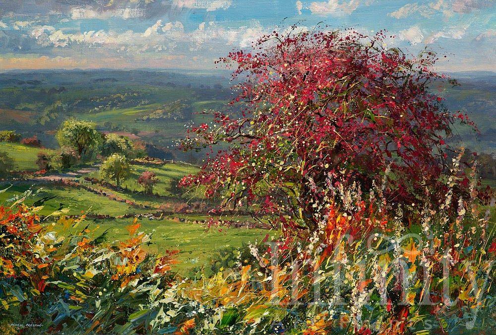 Autumn Hawthorne, Alport Height - Mark Preston