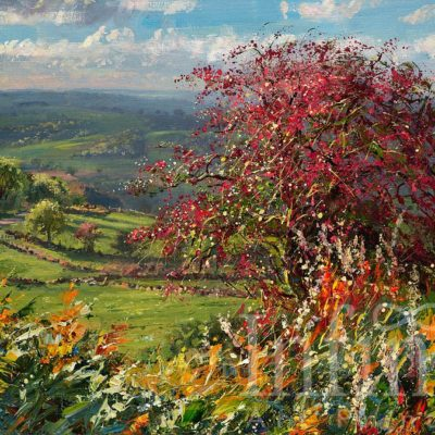 Autumn Hawthorne, Alport Height - Mark Preston