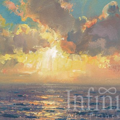 Atlantic Sunset - Mark Preston