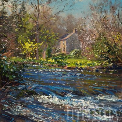 Springtime, Alport Village - Mark Preston