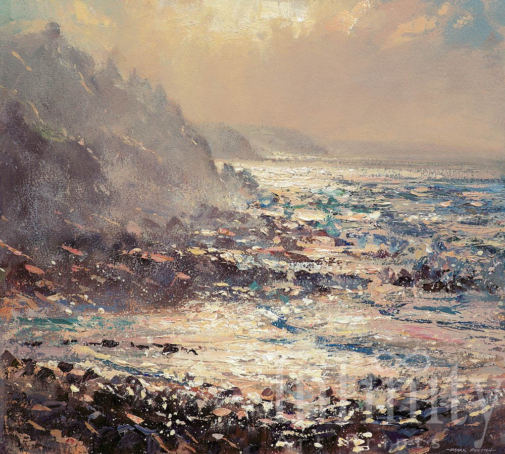 Bright Morning Light, Priest's Cove - Mark Preston