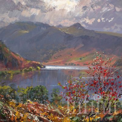 Calm Reflections, Crummock Water - Mark Preston